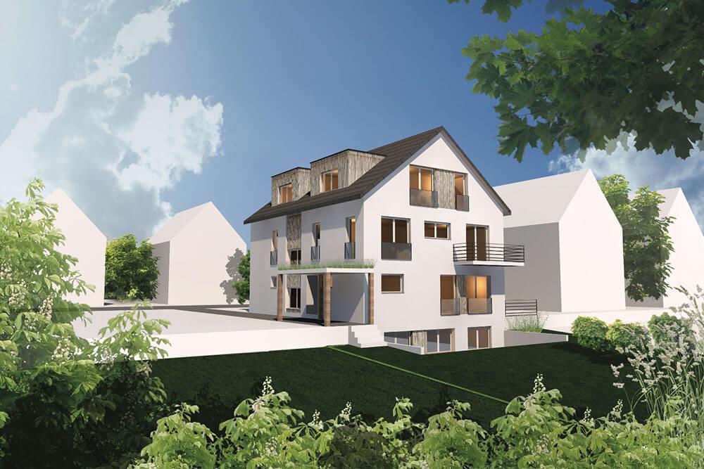 Mehrfamilienhaus in Paderborn
