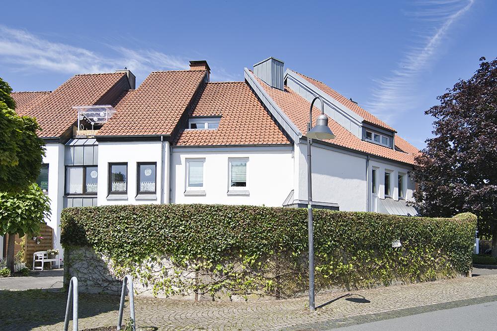 Außenansicht Quinhagen Schloss Neuhaus