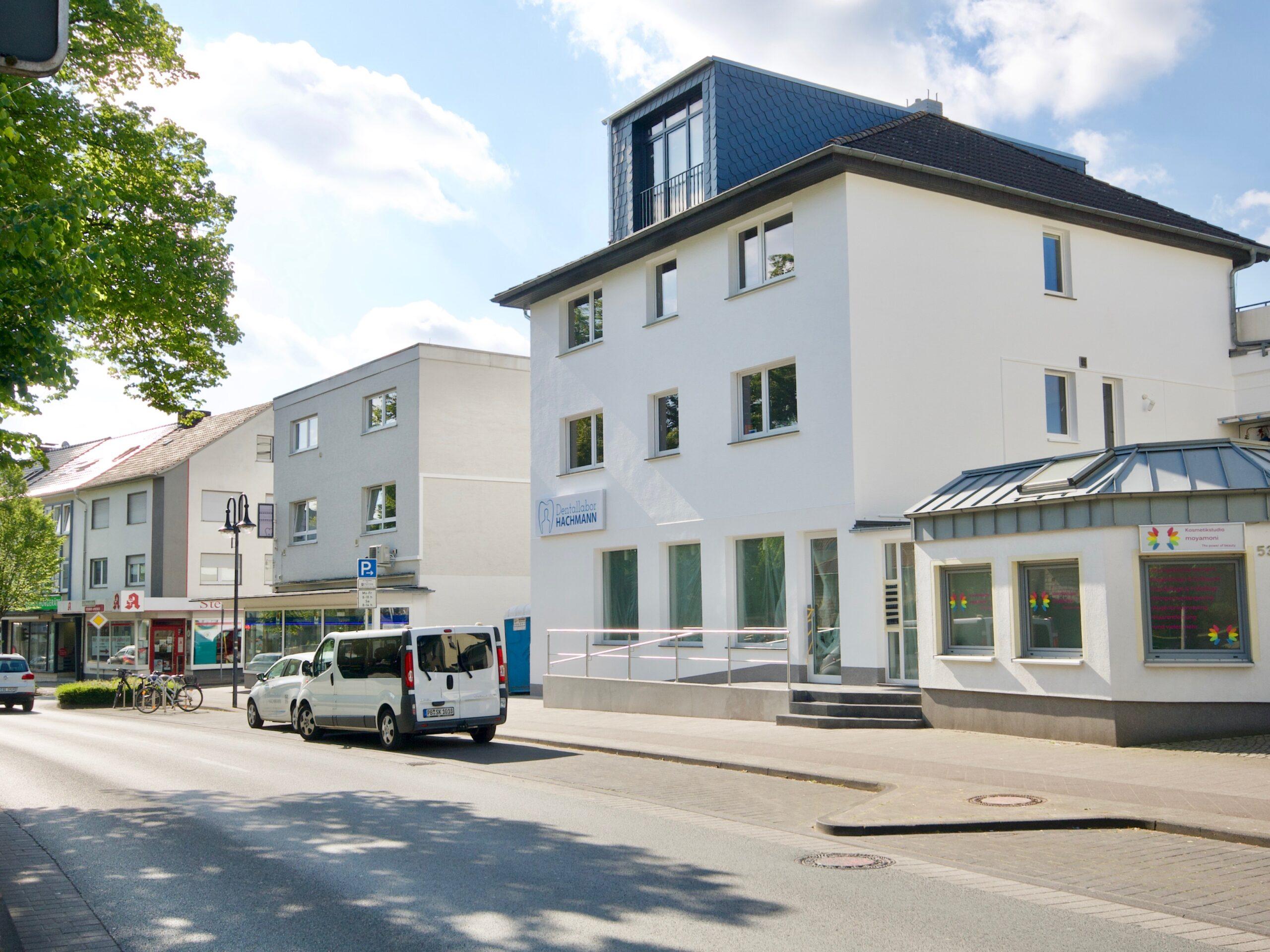 Dachgeschosswohnung in Paderborn Elsen
