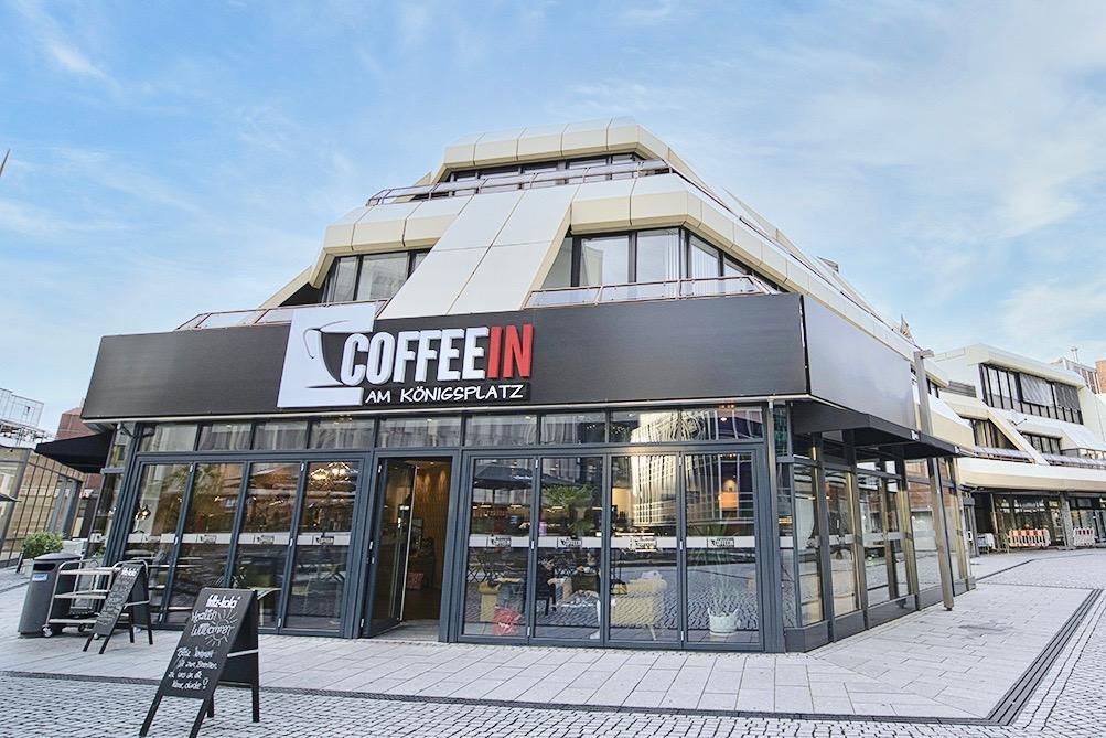 Coffeein am Königsplatz Paderborn
