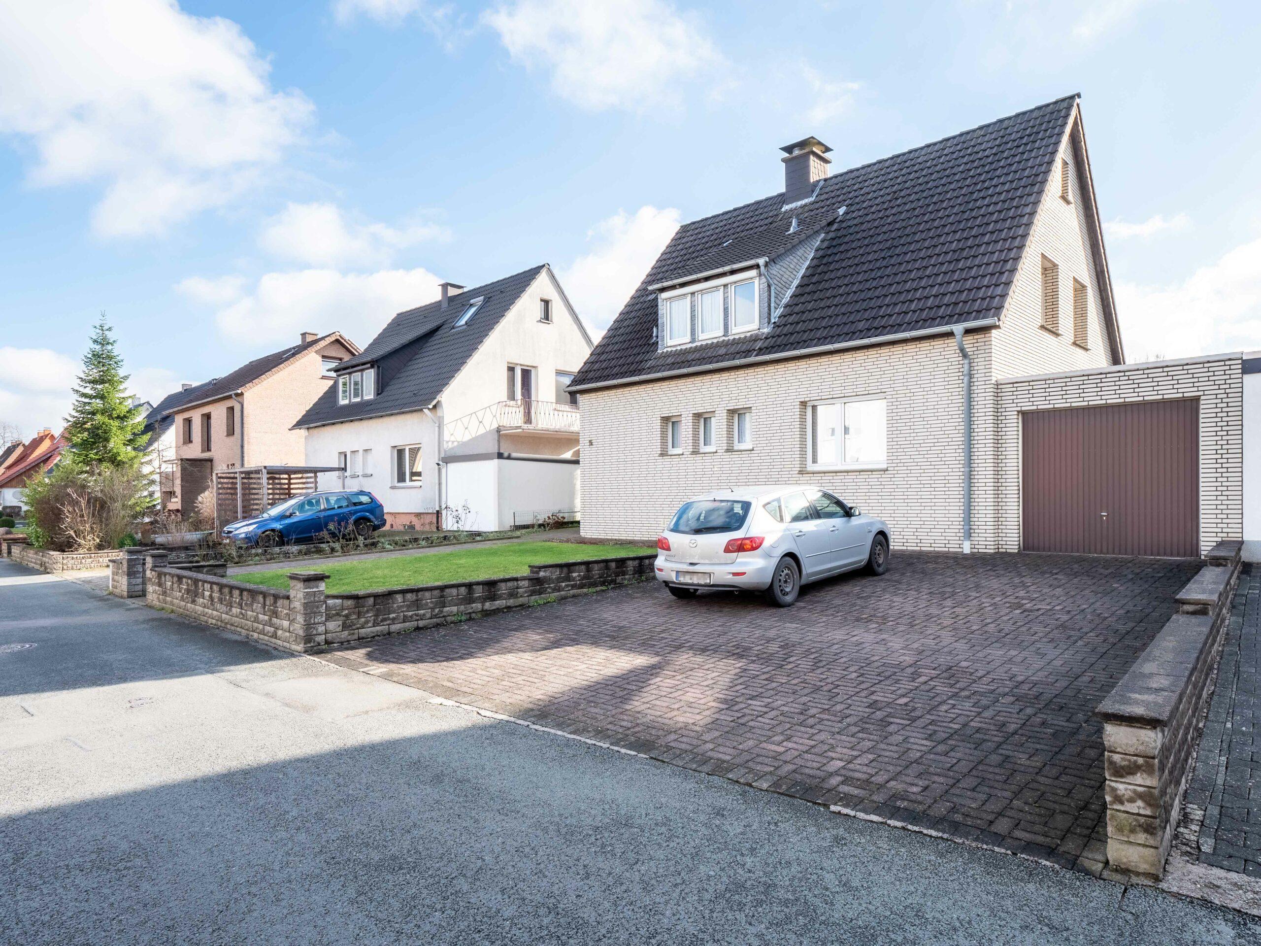 Paderborn, EFH Hedwigstraße, Südstadt