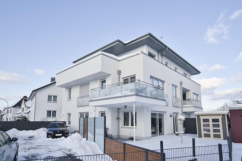 Ergeschosswohnung, Josef Temme Weg, Paderborn